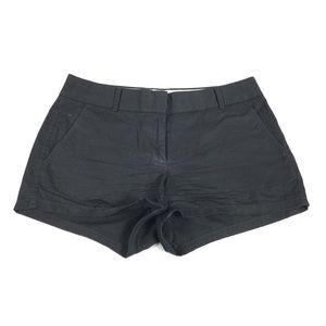 "J.Crew   3"" Broken In Black Wash Chino Shorts"